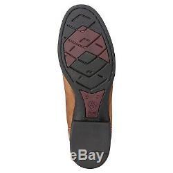 Ariat Men's Heritage Roper Boots Distressed Brown 10002284