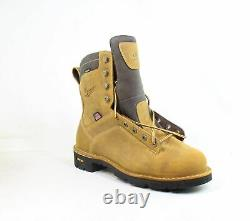 Danner Mens Quarry Distressed Brown Work & Safety Boots Size 10 (2E) (1302694)