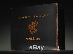 NEW! Mark Nason BRAYBROOK Dragon Rock Boots US 13 Distressed Brown