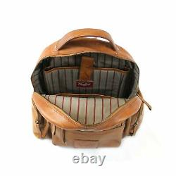 Rawlings Heritage Collection 21 Distressed Leather Backpack