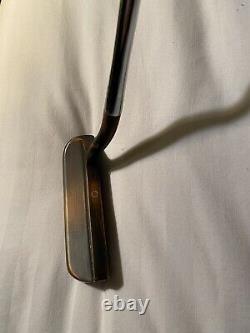 Scotty Cameron Circa 62 No1 MINT Custom Shop distressed Copper