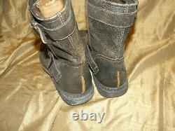 UGG Australia Rockville II 3043 distressed leather brown biker boot men 11.5