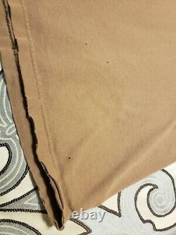 Deftones Brown Tee White Pony Vintage 2000s XL Par Giant Merch Distressed Ohms