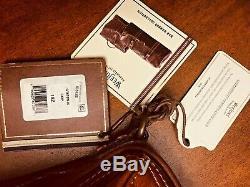 Distressed Buffalo Sac Docteur En Cuir / Porte-documents / Weekender Us Made