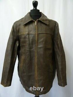 Manteau De Corvée De Français Vintage Pour Homme Corvée De Travail XL 46r