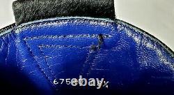 Mark Nason Rock Lives Dragon Cross Pony Cheveux Affligés Bottes Noires Brunes 8,5