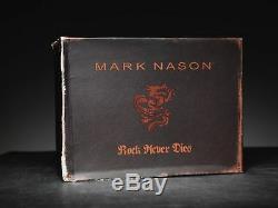 Nouveau! Mark Nason Traxx Dragon Rock Bottes Us8 Distressed Brown